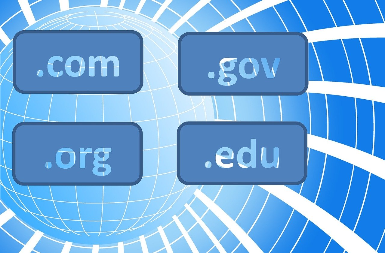 how to choose a domain name image